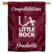 UALR Trojans Graduation Banner