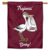 UALR Trojans New Baby Banner