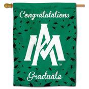 UAM Boll Weevils Graduation Banner