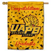 UAPB Golden Lions Graduation Banner