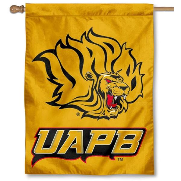 UAPB Golden Lions House Flag