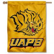 UAPB Golden Lions House Flag