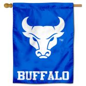 UB Bulls Blue House Flag