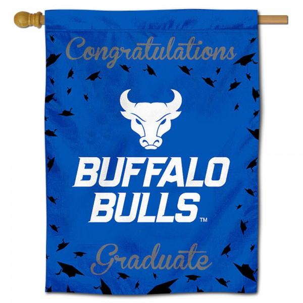 UB Bulls Graduation Banner