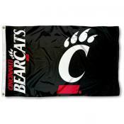 UC Bearcats Flag