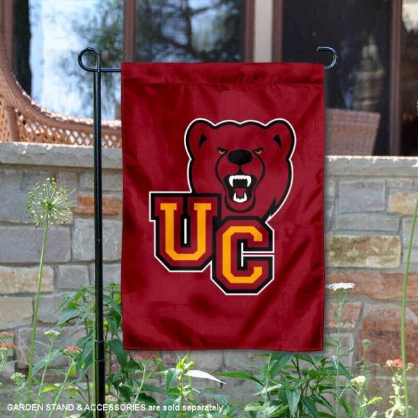 UC Bears Double Sided Garden Flag