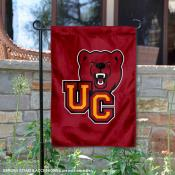 UC Bears Double Sided Garden Flag