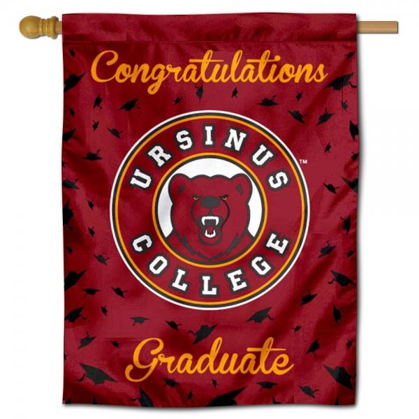 UC Bears Graduation Banner
