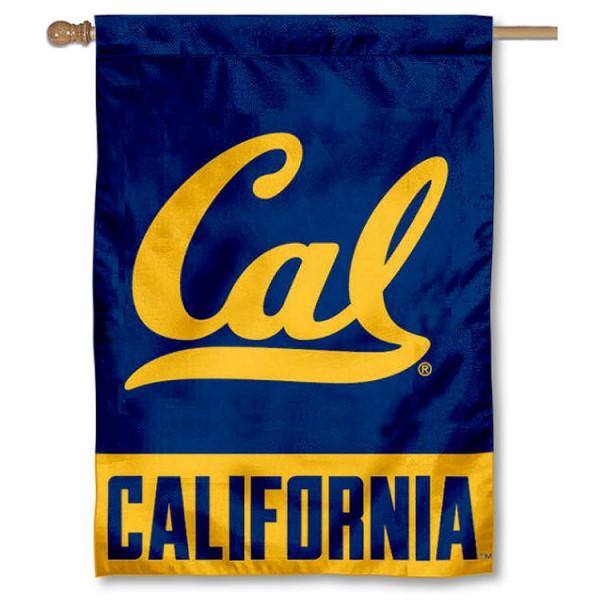 UC Berkeley California House Flag