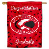 UC Clermont Cougars Graduation Banner