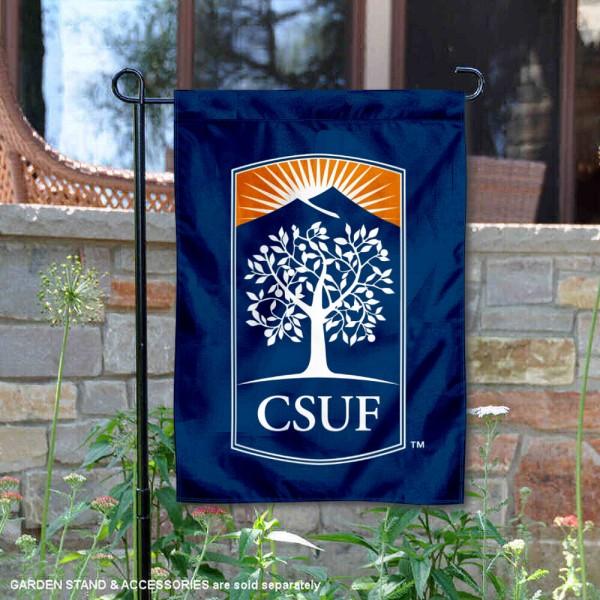 UC Fullerton Titans Garden Flag