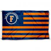UC Fullerton Titans Nation Flag