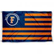 UC Fullerton Titans Nation Flag