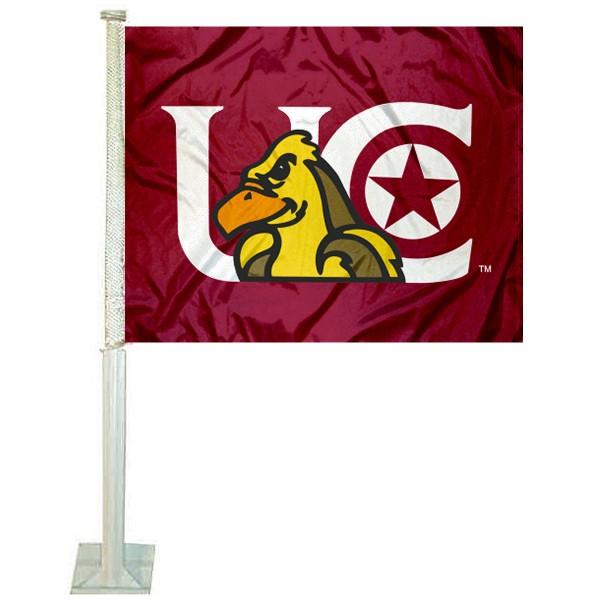 UC Golden Eagles Car Flag