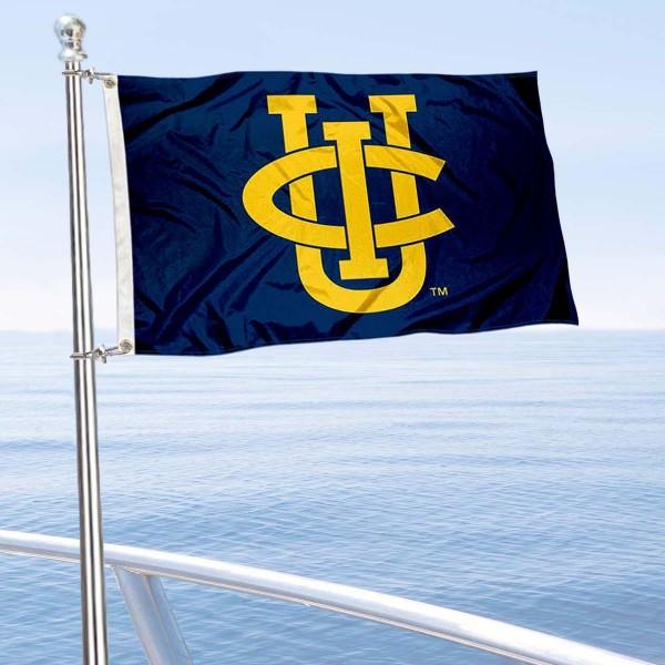 UC Irvine Boat Nautical Flag
