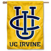 UC Irvine Logo House Flag