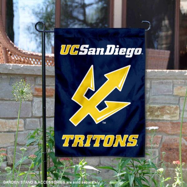 UC San Diego Tritons Garden Flag
