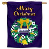 UC Santa Barbara Gauchos Christmas Holiday House Flag