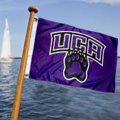 UCA Bears Boat Nautical Flag