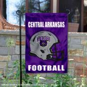 UCA Bears Football Garden Flag