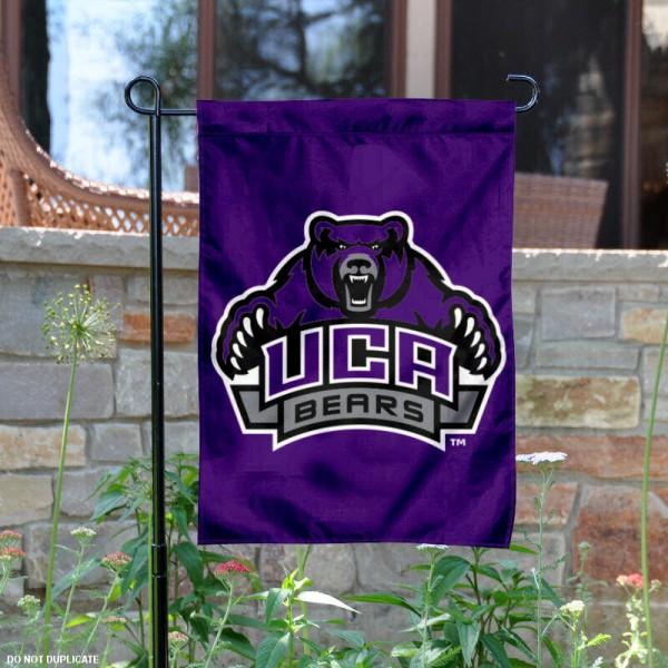 UCA Bears Garden Flag