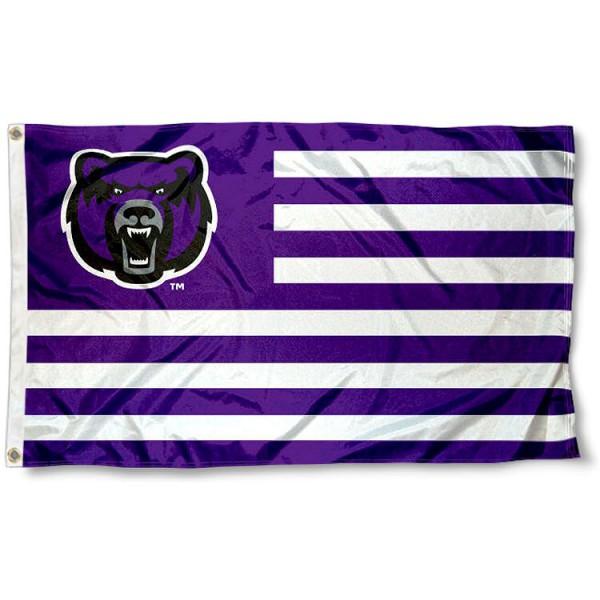 UCA Bears Nation Flag