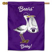 UCA Bears New Baby Banner