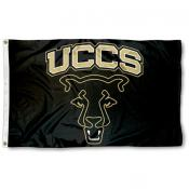 UCCS Mountain Lions 3x5 Foot Flag