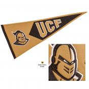 UCF Knights Embroidered Wool Pennant