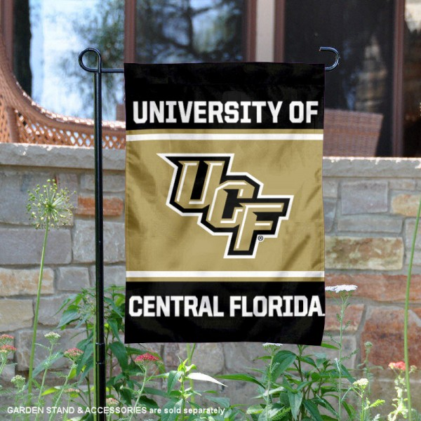 UCF Knights Garden Flag