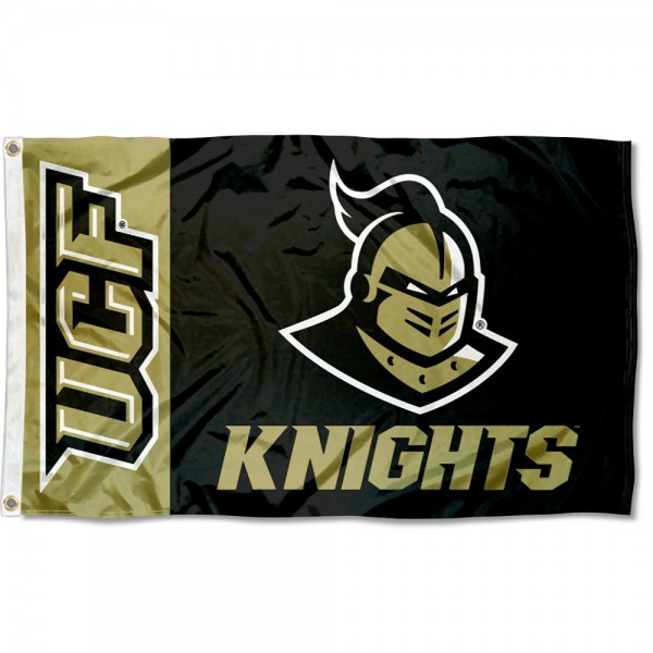 UCF Knights Knight Logo 3x5 Foot Flag