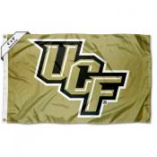 UCF Knights Metallic Gold 4'x6' Flag
