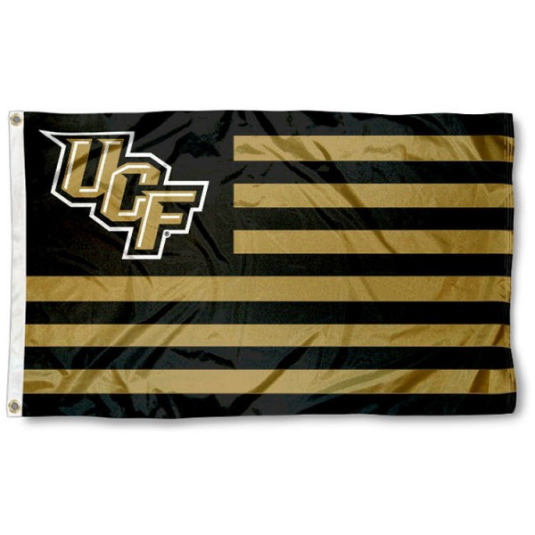 UCF Knights Nation Flag