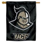 UCF Knights Polyester House Flag