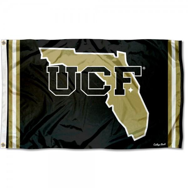 UCF Knights Retro Vintage 3x5 Feet Banner Flag
