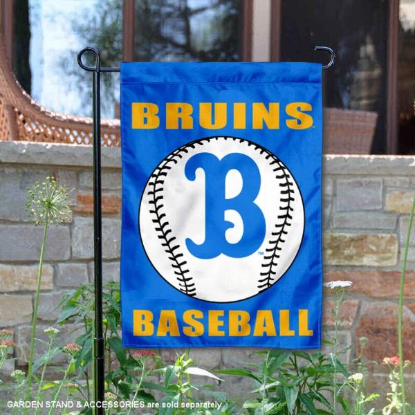 UCLA Baseball Garden Flag