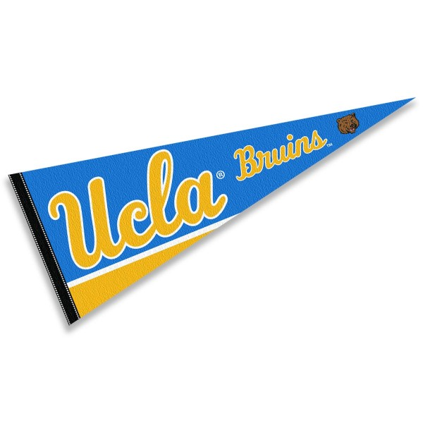 Ucla Bruin Pennant Your Ucla Bruin Pennant Source