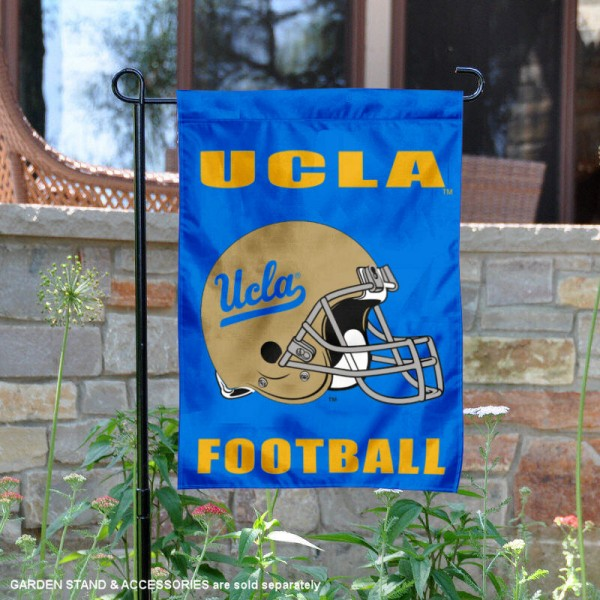 UCLA Bruins Football Garden Flag