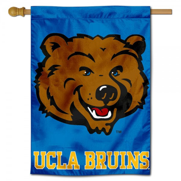UCLA Bruins House Flag