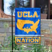 UCLA Bruins Nation Garden Flag