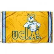 UCLA Bruins Retro Vintage 3x5 Feet Banner Flag