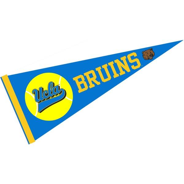 UCLA Bruins Tennis Pennant