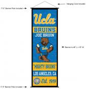 UCLA Bruins Wall Banner and Door Scroll