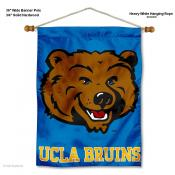 UCLA Bruins Wall Hanging