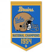 UCLA College Football National Champions Banner