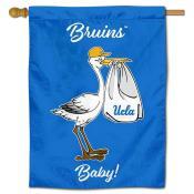 UCLA New Baby Banner