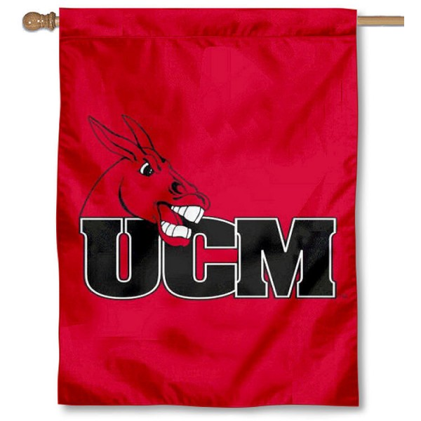 UCM Mules House Flag