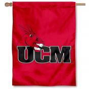 UCM Mules House Flag