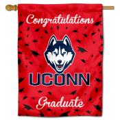 UCONN Graduation Banner