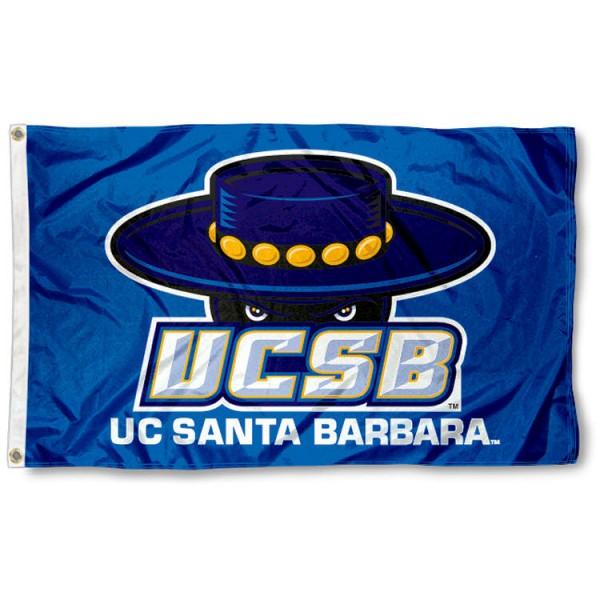 UCSB Gauchos Flag